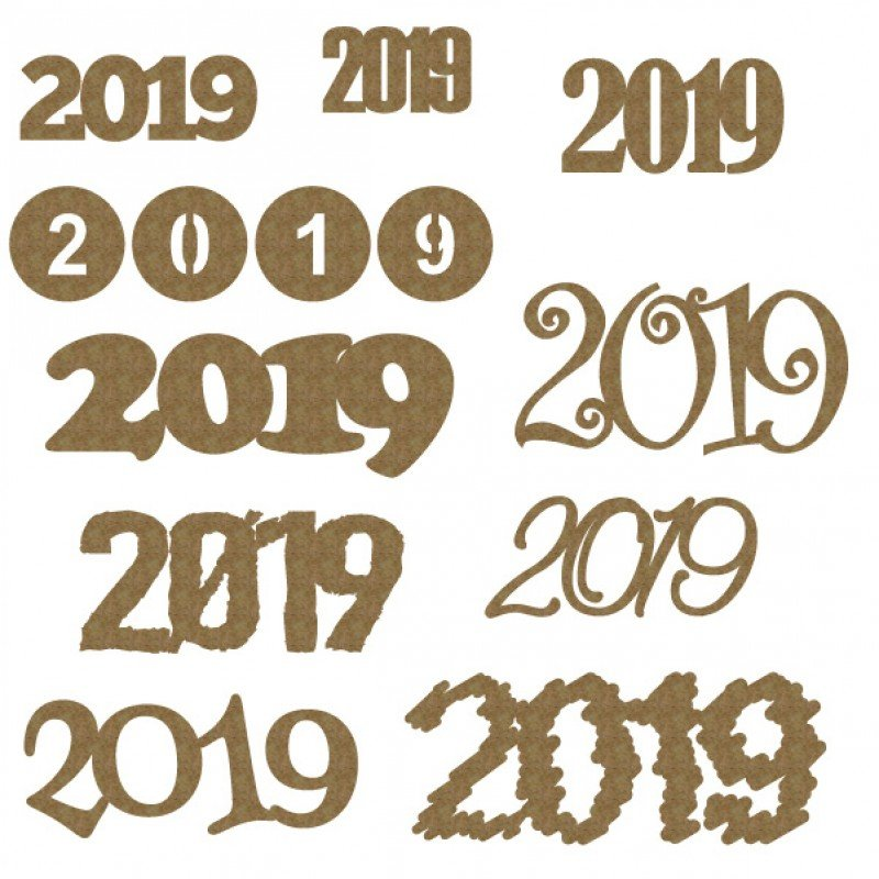 Creative Embellishments - 2019