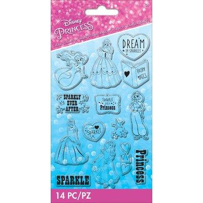 Disney Clear Stamp - Princess
