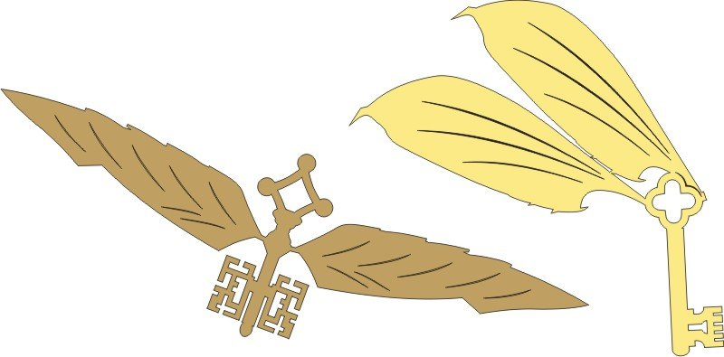 Petticoat Parlor - Flying Keys