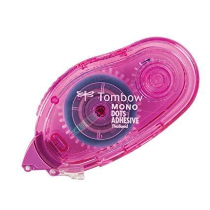 Tombow Mono Dots Adhesive Runner (Pink)