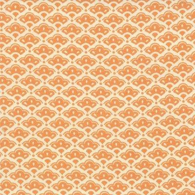 Honeysweet Cobblestones Persimmon Yardage