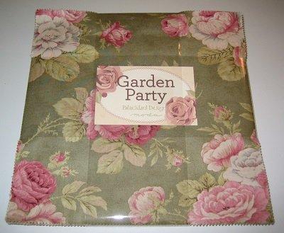Garden Party Layer Cake