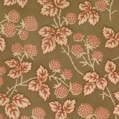 Collections for a Cause: Alliance light tan berry yardage