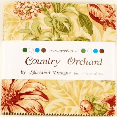 Country Orchard Charm Pack