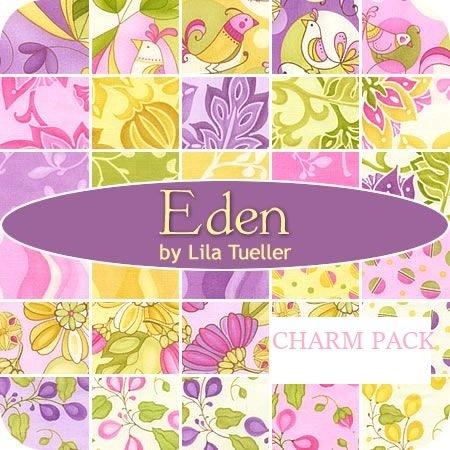 Eden Charm Pack