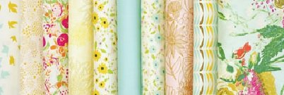 ColorWorks Fat Quarter Bundle: Gentle Springs