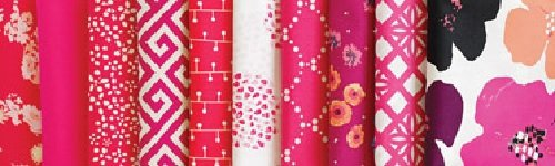 ColorWorks Fat Quarter Bundle: Pomegrante Tart