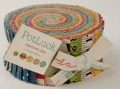 Pot Luck Jelly Roll