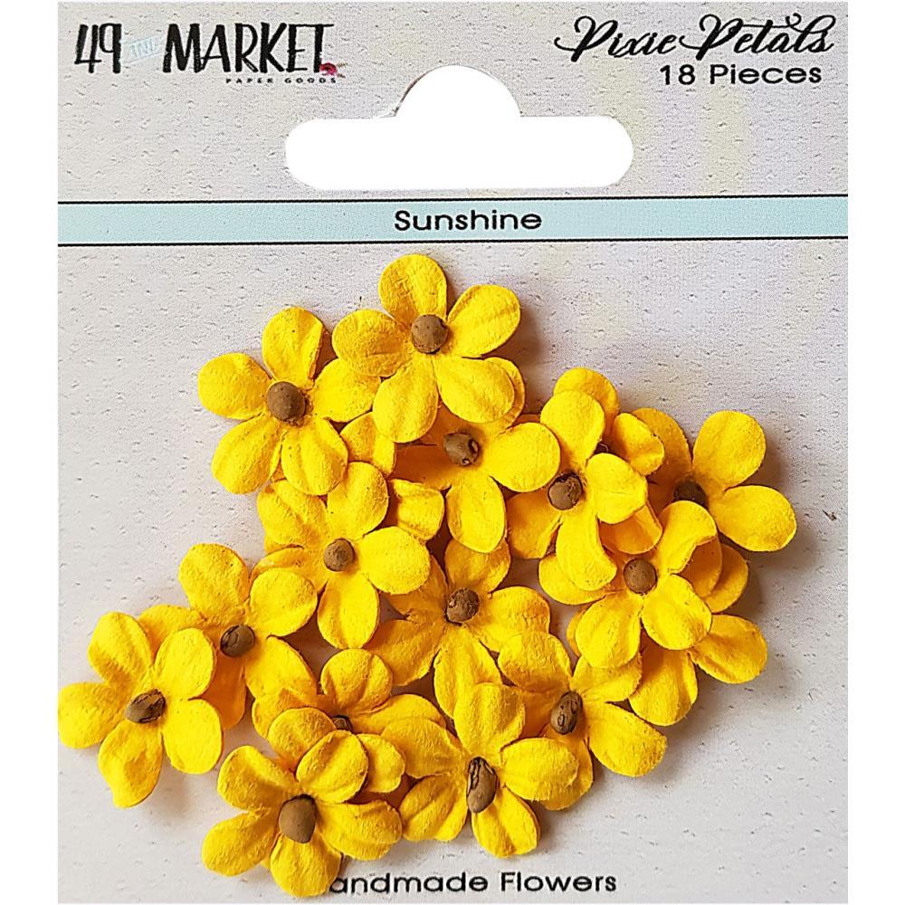 49 & Market Pixie Petals Sunshine