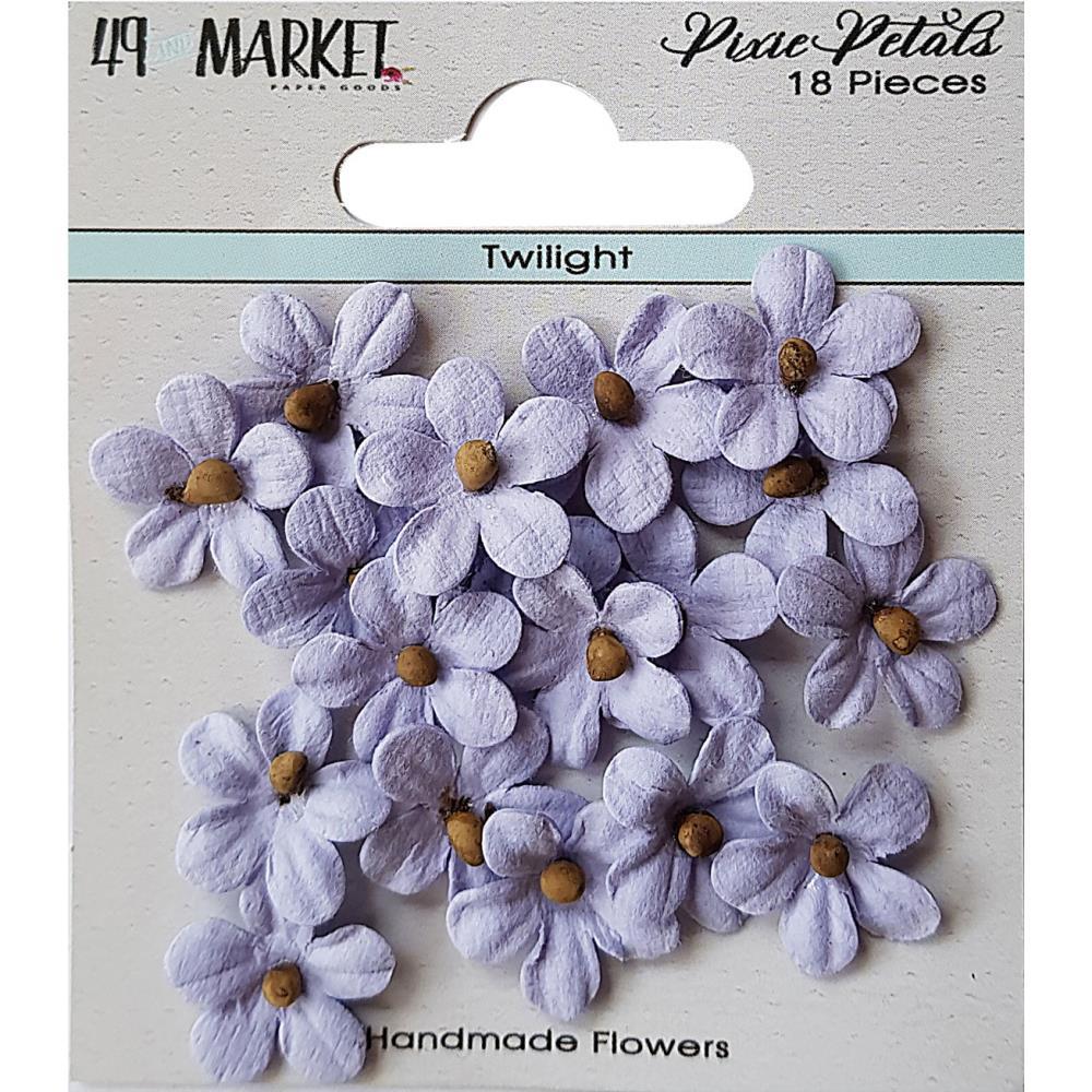 49 & Market Pixie Petals Twilight