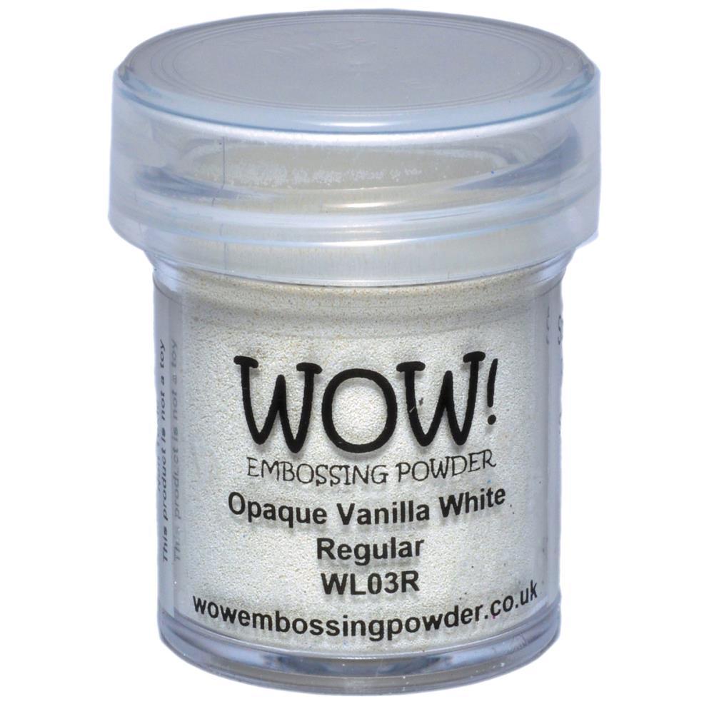 WOW Embossing Powder - Opaque Vanilla White