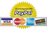 Payments securely processed by PayPal