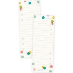 Planner Bookmark Pad Coloured Carpe Diem