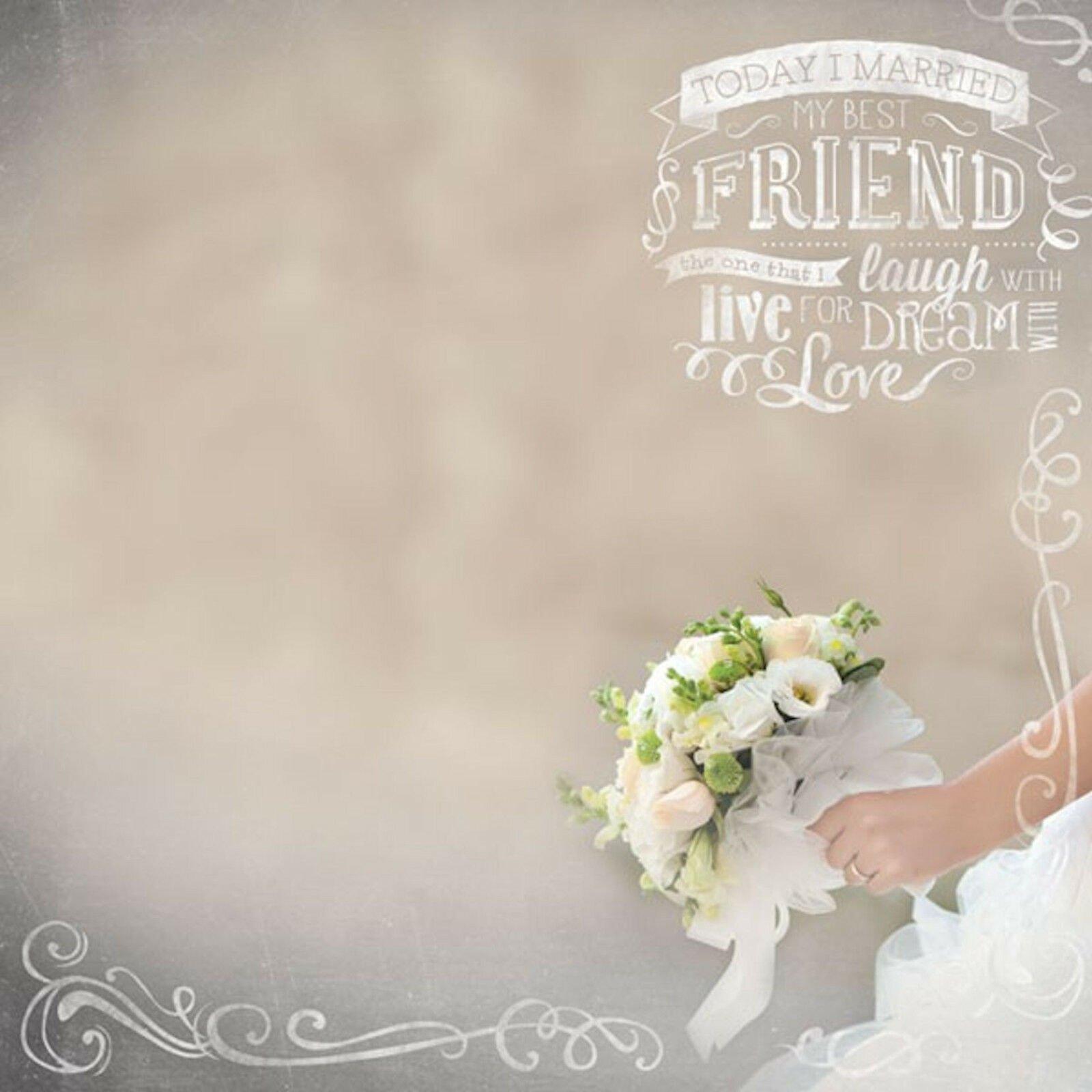 Bridal Bouquet Paper