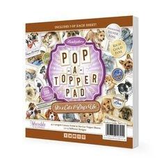 HNK Pop-A-Topper - It's A Cat's & Dog's Life