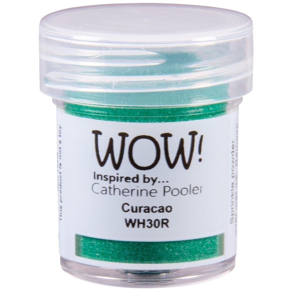 WOW Embossing Powder - Curacao Regular