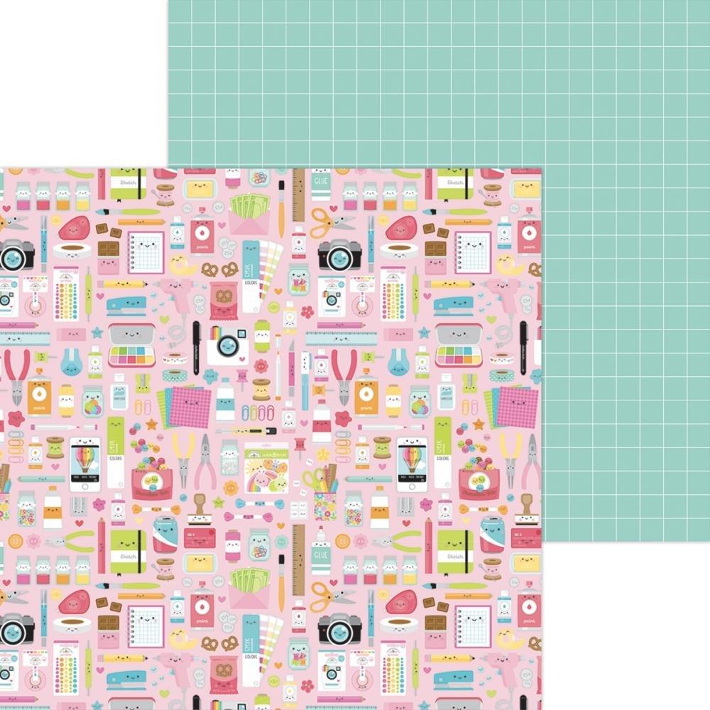 Doodlebug Cute & Crafty - Cute & Crafty