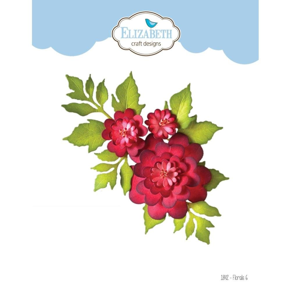 ECD Dies - Florals 6