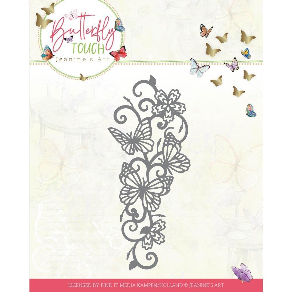 FIND - Jeanine's Art - Butterfly Border Die