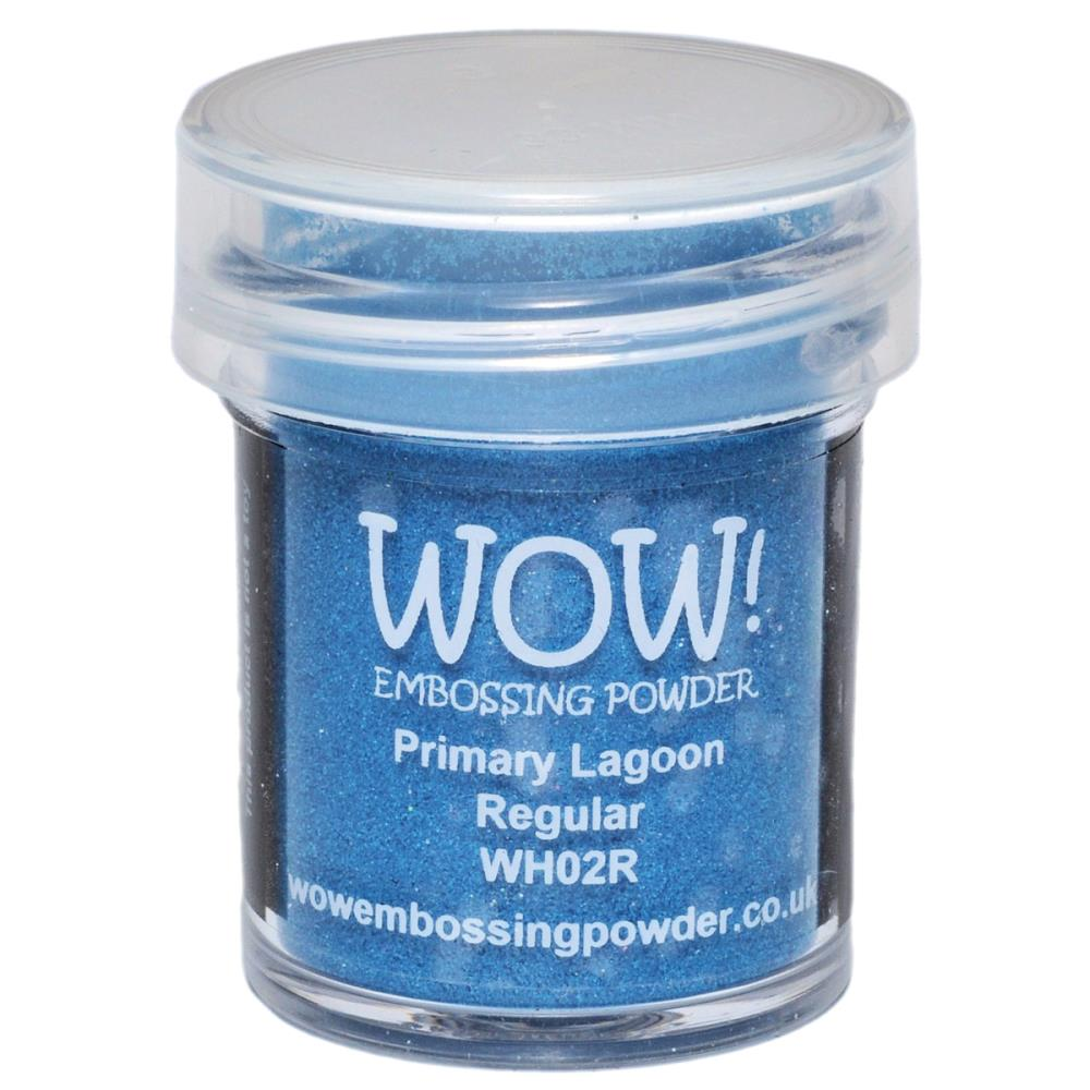 WOW Embossing Powder - Primary Lagoon Regular