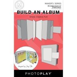 Photoplay Maker's Series Build An Album - Hinged Album 6 x 6