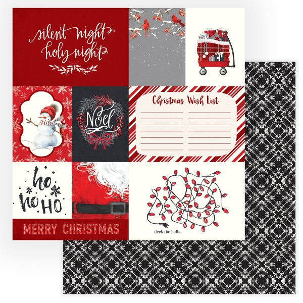 PhotoPlay Christmas Cheer - Deck the Halls Paper