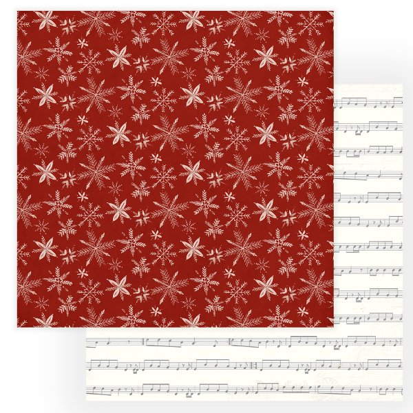 PhotoPlay Christmas Cheer - Silent Night Paper
