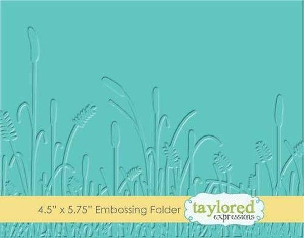 Embossing Folder Prairie