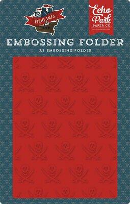 Embossing Folder Light Up The Sky