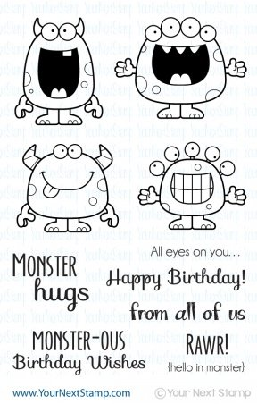 YNS Silly Monsters