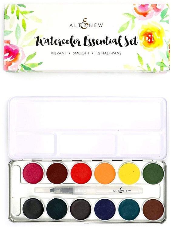 Altenew Watercolor Essential Set