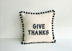 Give Thanks Pillow Kit