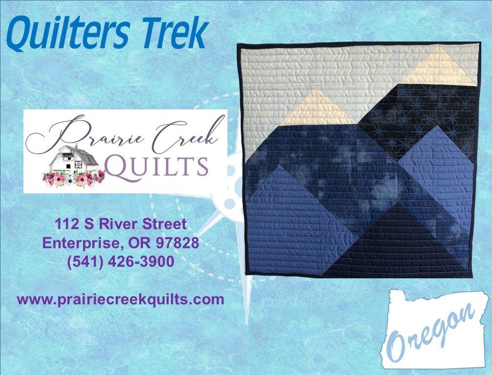 Quilters Trek 2020 Kit