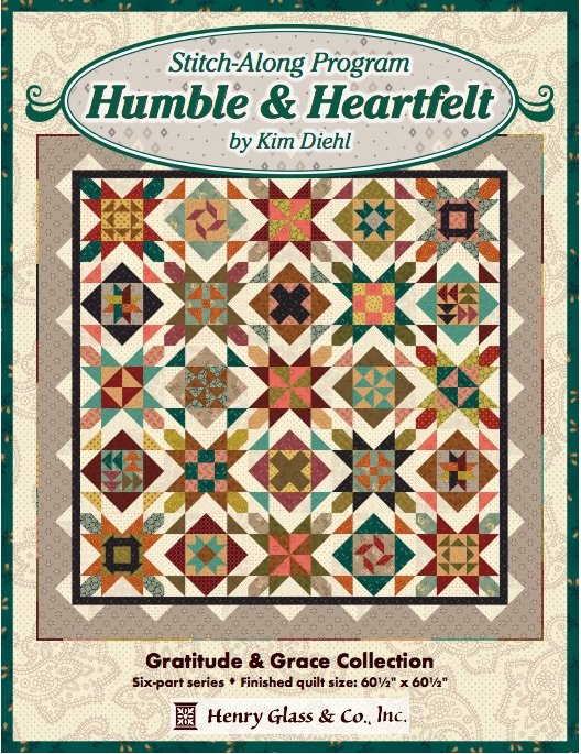 Humble & Heartfelt Stitch-Along Pre-Order