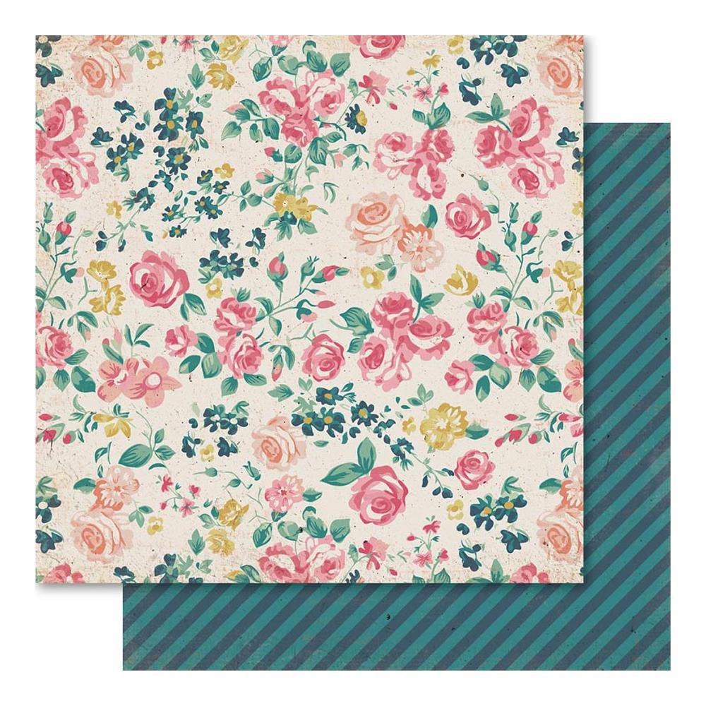 Bolt Floral Paper