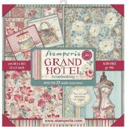 Grand Hotel Paper Pack 12 X 12