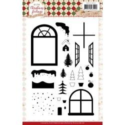 Warm Christmas Feelings Stamp Set