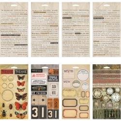 Idea-Ology Sticker Book Curiosities