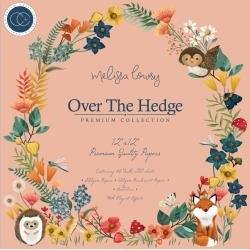 Over The Hedge Paper Pad 12X12
