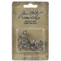 Idea-Ology Metal Adornments Antiqued Gems