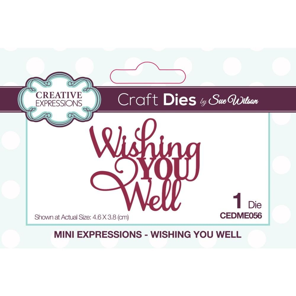 Expressions Wishing You Well Die