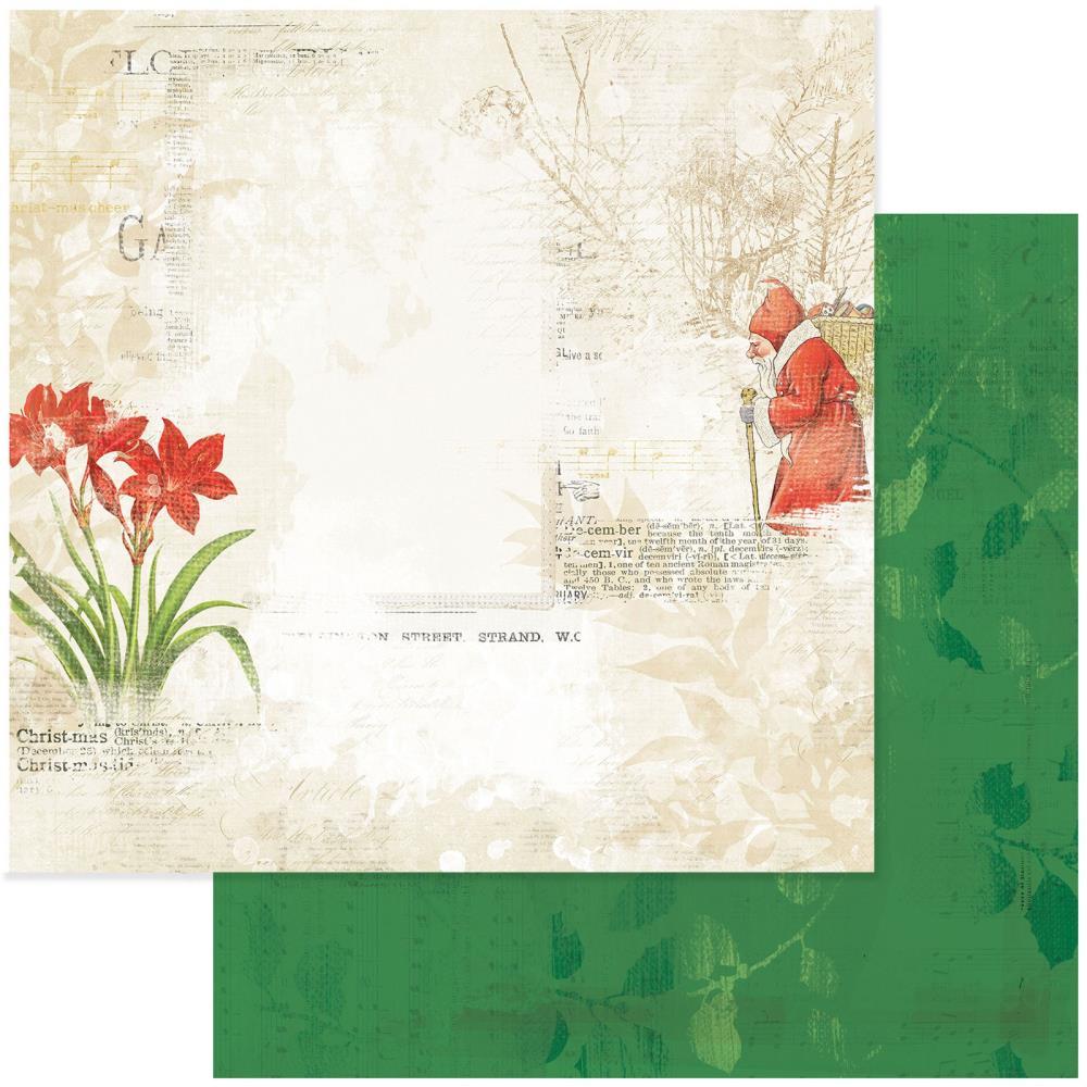 Vintage Artistry Noel Tradition Paper