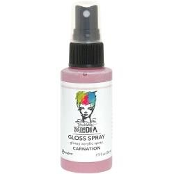 Dina Wakley Media Gloss Sprays 2oz Carnation