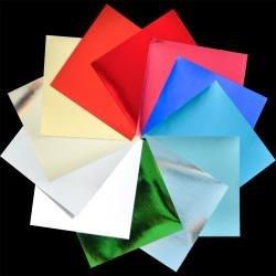 Foil Paper Pad 6X6 24/Pkg-Polished