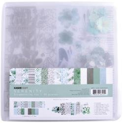 Serenity Scrapbooking Kit