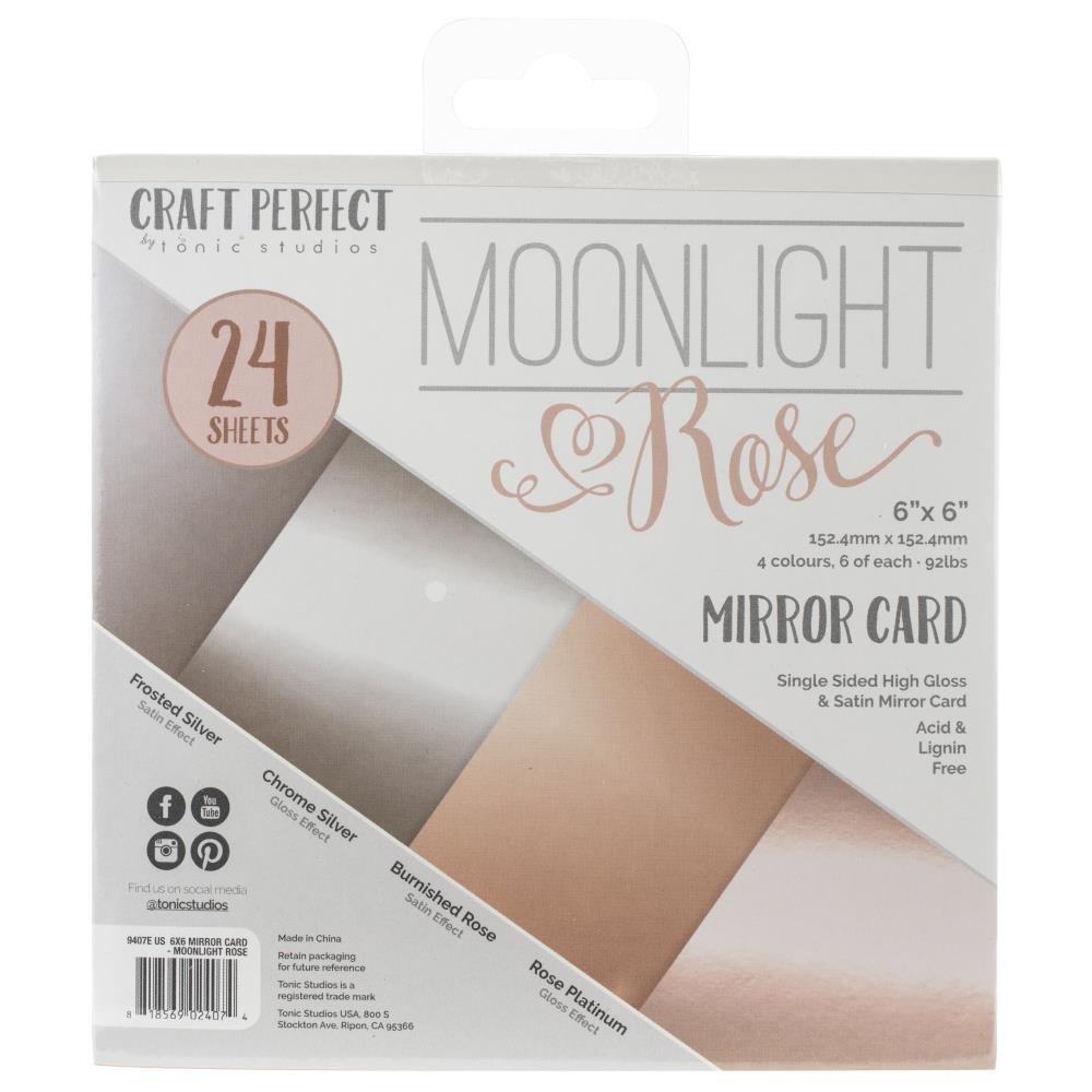 Mirror Card Moonlight & Rose