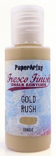 Fresco Finish Gold Rush