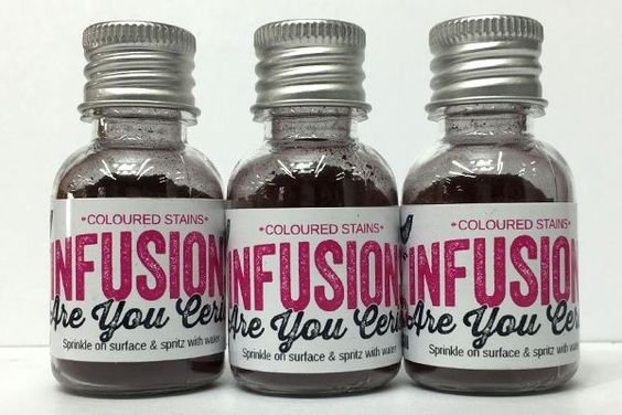 Infusions Are you Cersive
