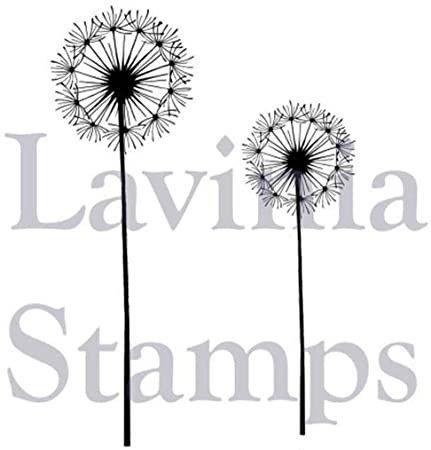 Fairy Dandelions Stamp