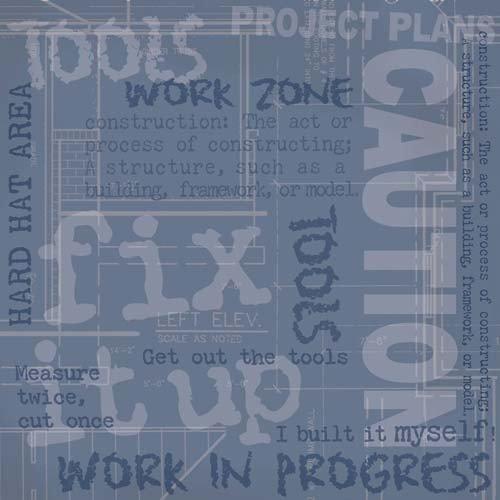 DIY Construction Paper